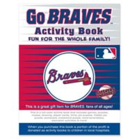 MLB Go Atlanta Braves Activity Book
