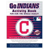 MLB Go Cleveland Indians Activity Book