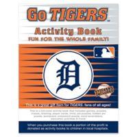 MLB Go Detroit Tigers Activity Book