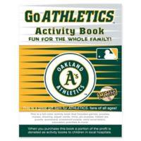 MLB Go Oakland Athletics Activity Book