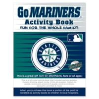 MLB Go Seattle Mariners Activity Book