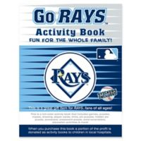 MLB Go Tampa Bay Rays Activity Book