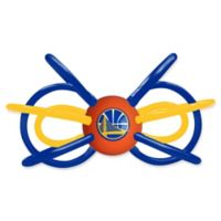 NBA Golden State Warriors Teether & Rattle