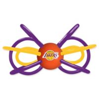 NBA Los Angeles Lakers Teether & Rattle