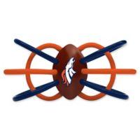 NFL Denver Broncos Teether & Rattle