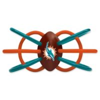 NFL Miami Dolphins Teether & Rattle