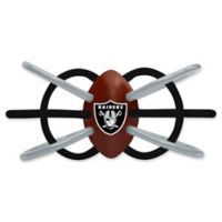 NFL Oakland Raiders Teether & Rattle