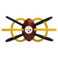 NFL Pittsburgh Steelers Teether & Rattle