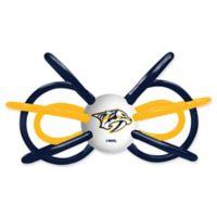 NHL Nashville Predators Teether & Rattle