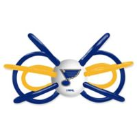 NHL St. Louis Blues Teether & Rattle