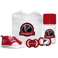 Baby Fanatic NFL Atlanta Falcons 5-Piece Gift Set