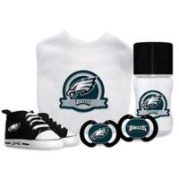 Baby Fanatic NFL Philadelphia Eagles 5-Piece Gift Set