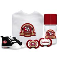 Baby Fanatic NFL San Francisco 49ers 5-Piece Gift Set
