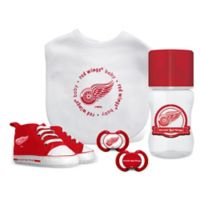 Baby Fanatic NHL Detroit Red Wings 5-Piece Gift Set