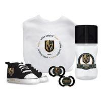 Baby Fanatic NHL Vegas Golden Knights 5-Piece Gift Set