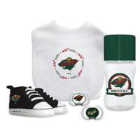 Baby Fanatic NHL Minnesota Wild 5-Piece Gift Set