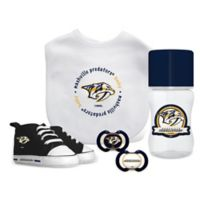 Baby Fanatic NHL Nashville Predators 5-Piece Gift Set