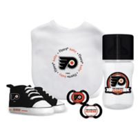 Baby Fanatic NHL Philadelphia Flyers 5-Piece Gift Set