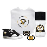 Baby Fanatic NHL Pittsburgh Penguins 5-Piece Gift Set