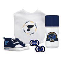 Baby Fanatic NHL St. Louis Blues 5-Piece Gift Set