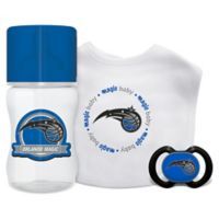 Baby Fanatic NBA Orlando Magic 3-Piece Feeding Gift Set