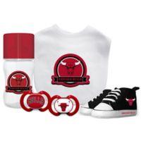 Baby Fanatic NBA Chicago Bulls 5-Piece Gift Set