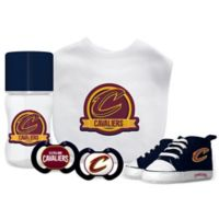 Baby Fanatic NBA Cleveland Cavaliers 5-Piece Gift Set