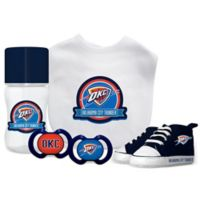 Baby Fanatic NBA Oklahoma Thunder 5-Piece Gift Set