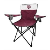 Texas A&M University Legacy Folding Chair in Maroon