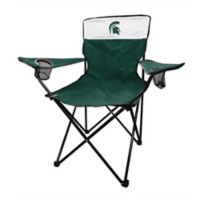 Michigan State University Legacy Folding Chair in Hunter