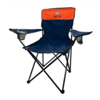 University of Virginia Legacy Folding Chair in Navy