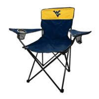 West Virginia University Legacy Folding Chair in Navy