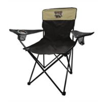 Western Michigan University Legacy Folding Chair in Black