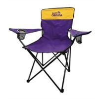 East Carolina University Legacy Folding Chair in Purple