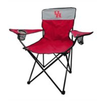 University of Houston Legacy Folding Chair in Red