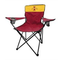 Iowa State University Legacy Folding Chair in Cardinal