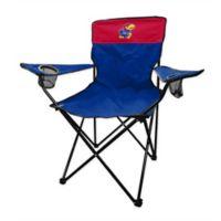 University of Kansas Legacy Folding Chair in Royal