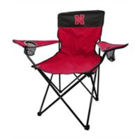 University of Nebraska Legacy Folding Chair in Red