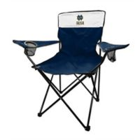 University of Notre Dame Legacy Folding Chair in Navy