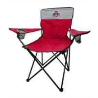 Ohio State University Legacy Folding Chair in Red