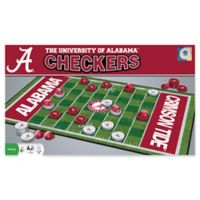 University of Alabama Checkers Game