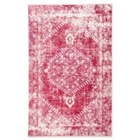 Jaipur Ceres Eris 5-Foot x 8-Foot Area Rug in Red