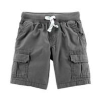 carter's® Size 3T Pull On Cargo Shorts in Grey