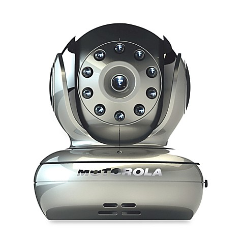 Motorola® Blink1-S Baby Monitor with Wi-Fi Video Camera in Silver