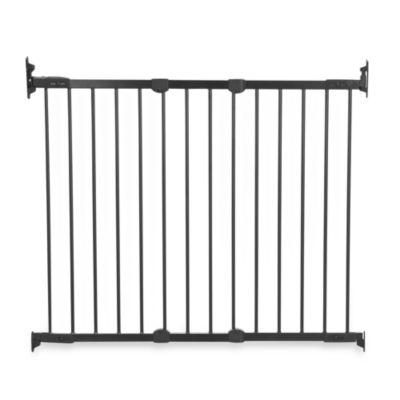 Stair Gates U003e KidCo® Angle Mount Safeway® Gate In Black