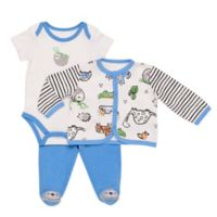 "Baby Starters® Size 3M 3-Piece ""Let's Hang Out"" Take Me Home Set"