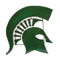 Michigan State University Spartans Recycled Metal Wall Décor