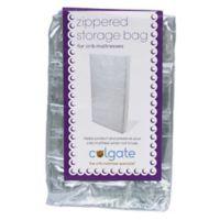 Colgate Zippered Crib Mattress Storage Bag in Clear