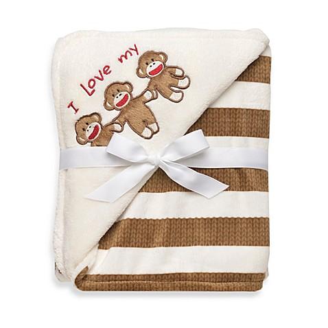 Baby Starters® Sock Monkey