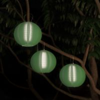 Pure Garden LED Pathway Light in Green